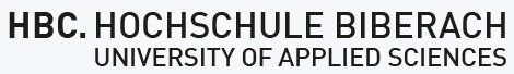 Hochschule Biberach  University of Applied Sciences